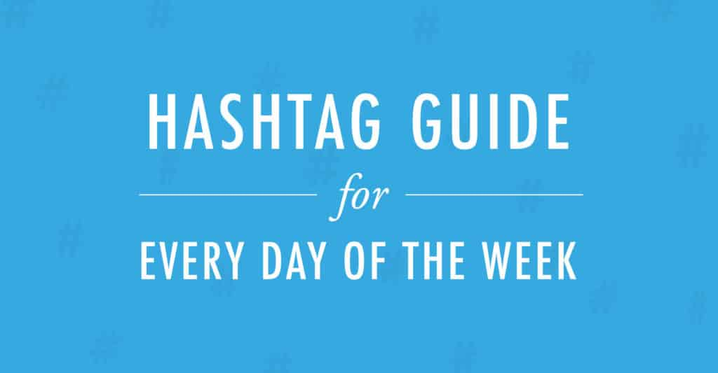 Hashtag-Guide