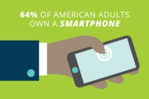 Most American adults own a smartphone and many don't work with Flash.