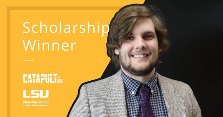 Scholarship Winner of Catapult Manship Scholarship