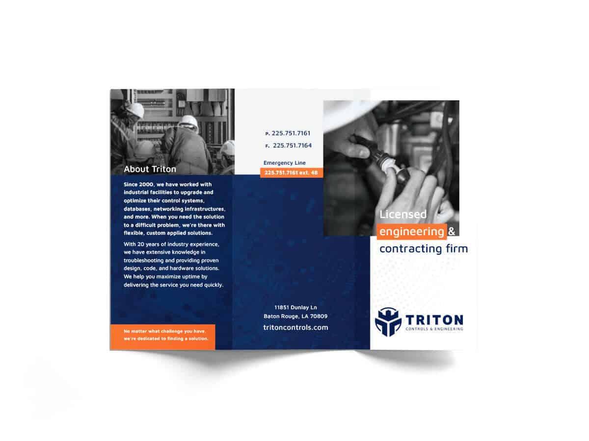 trifold brochure triton1
