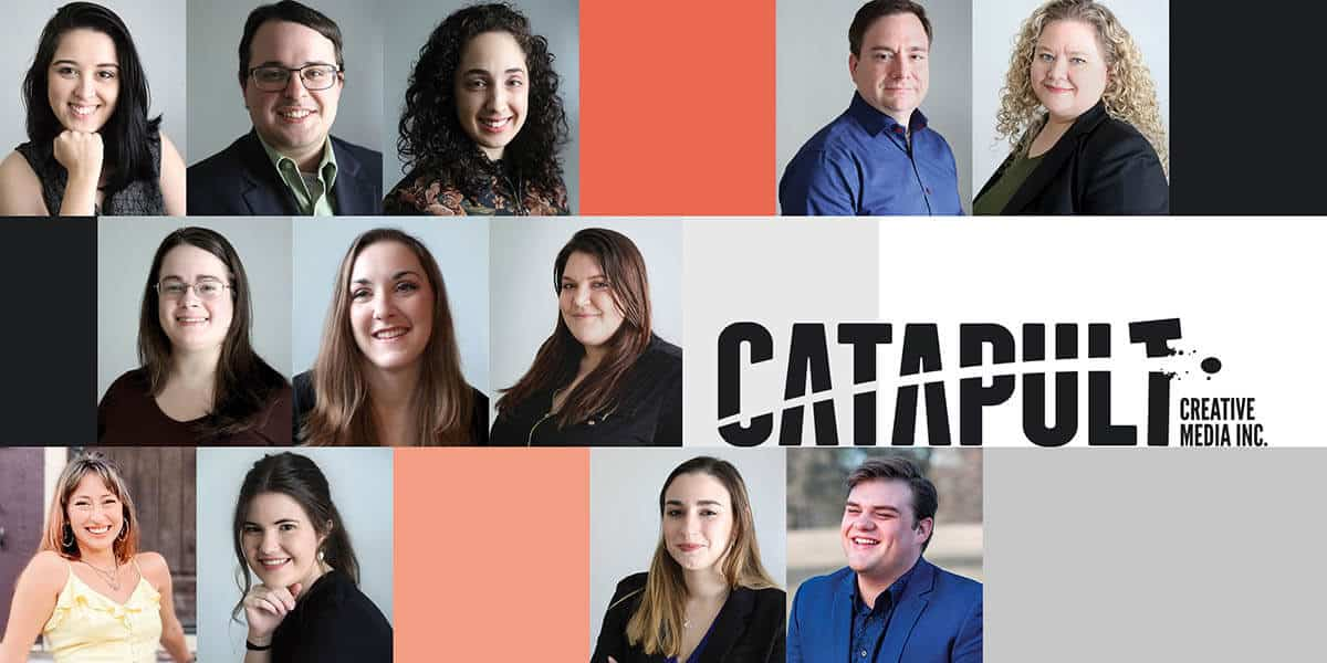 Image of Catapult team