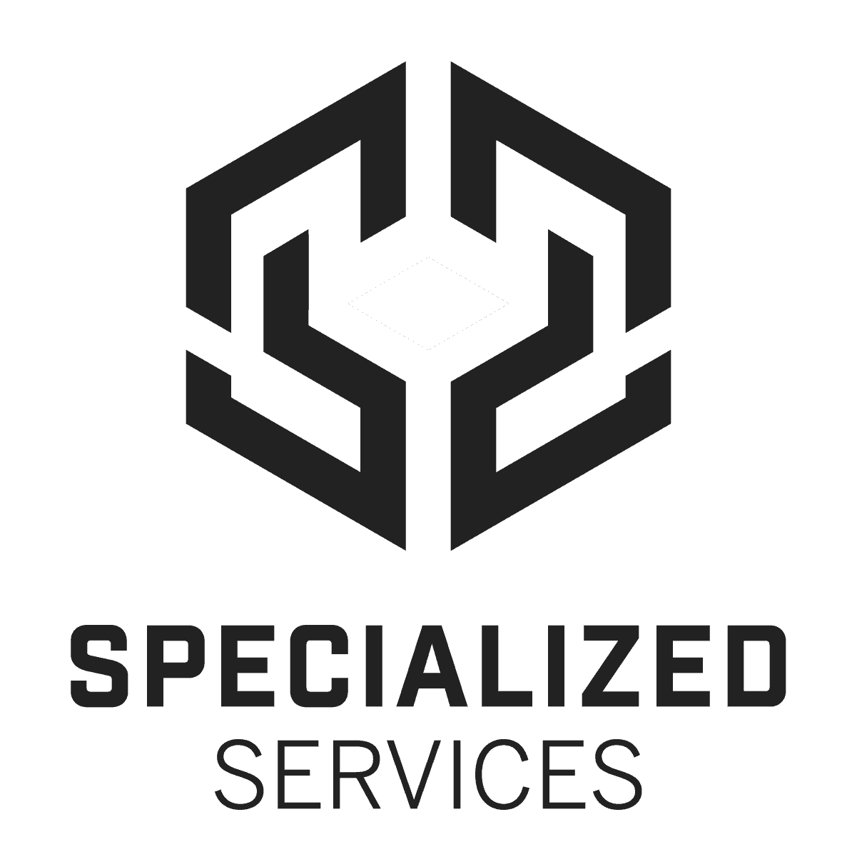 02 01 SpecializedServices Logo FINAL WEB Vertical ON YELLOW